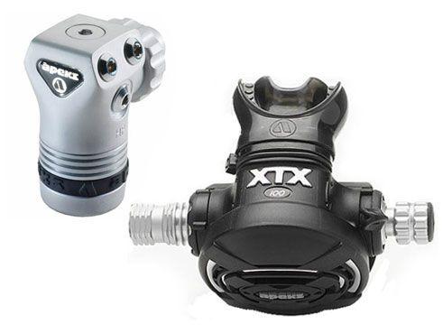 Regulator APEKS XTX100 + FST