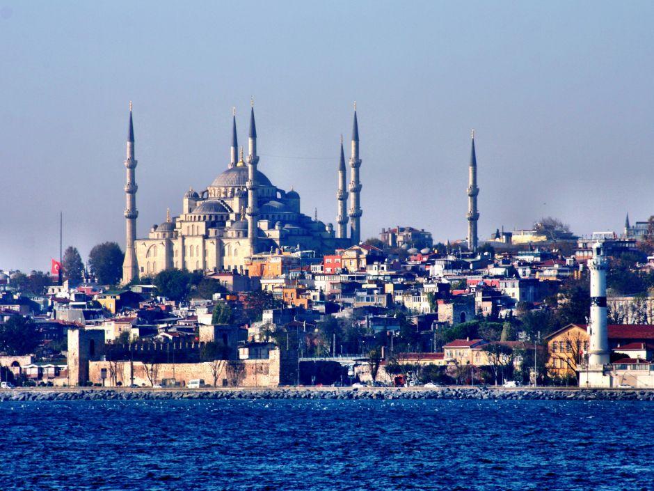 Ronjenje sa ajkulama, Istanbul 2016