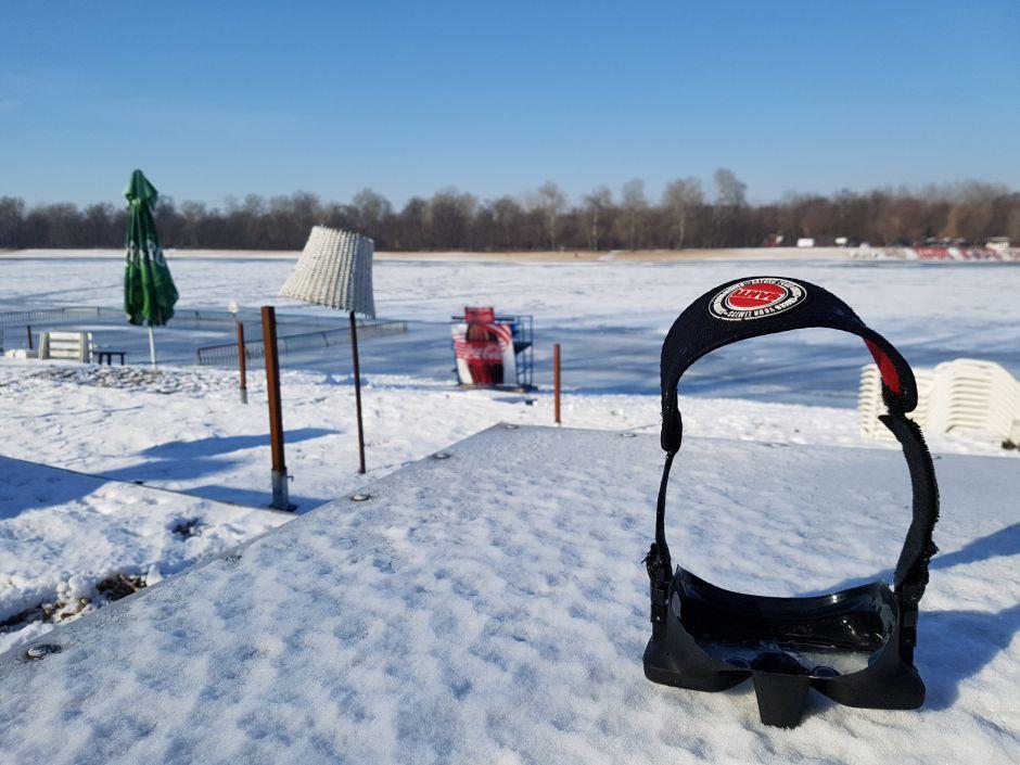 Ronjenje pod ledom !!!