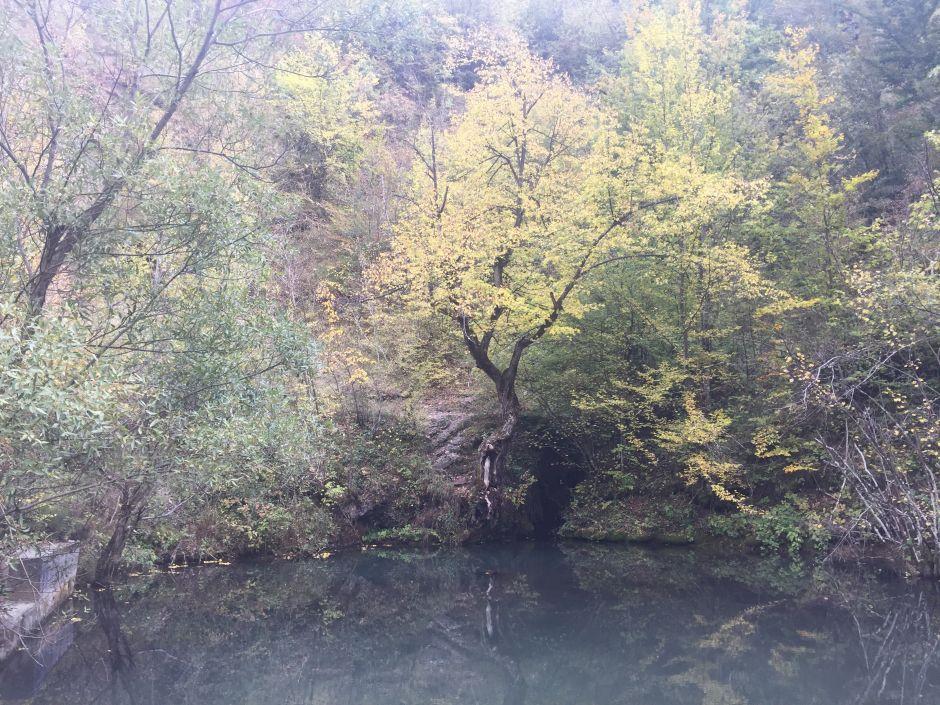 Jelovičko vrelo - Jelovica cave