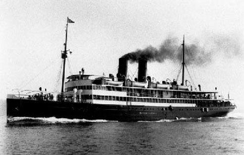 Godišnjica potapanja broda Baron Gautsch (2009)