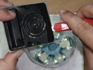 Otvaranje Aladin Pro ronilačkog računara