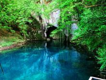 Krupajsko Vrelo - Krupaja Spring (Pećine, Srbija)