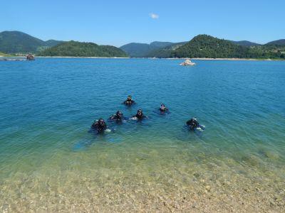 Škola ronjenja i ronilački klub   Alfa Diving Team Škola Ronjenja